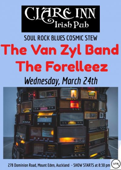 The Van Zyl Band and The Forelleez