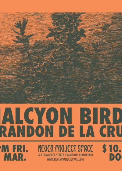 Halcyon Birds And Brandon De La Cruz