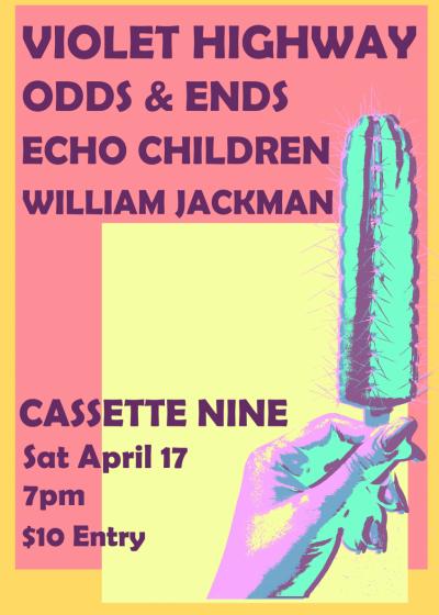 Violet Highway / Odds And Ends / Echo Children / William Jackman