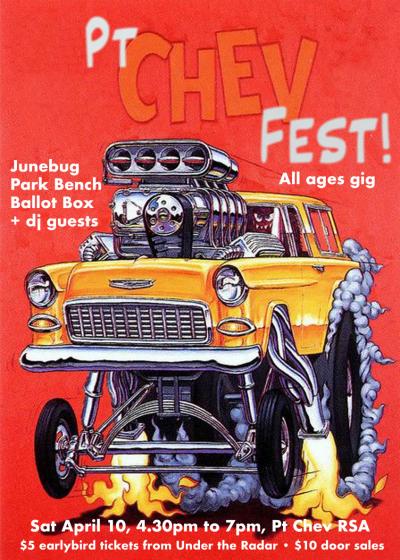 Pt Chev Fest