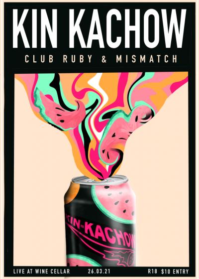Kin-kachow! With Club Ruby And Mismatch