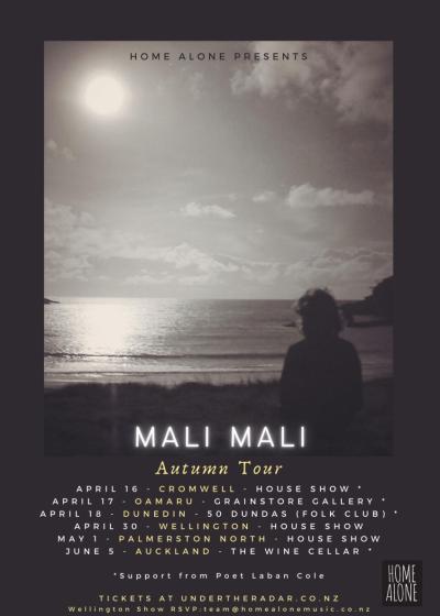 Mali Mali - Autumn Tour