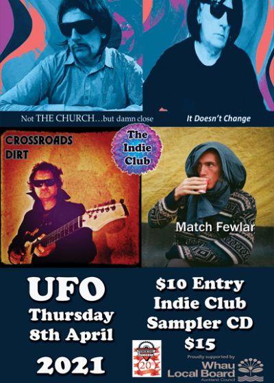 Indie Club Presents...
