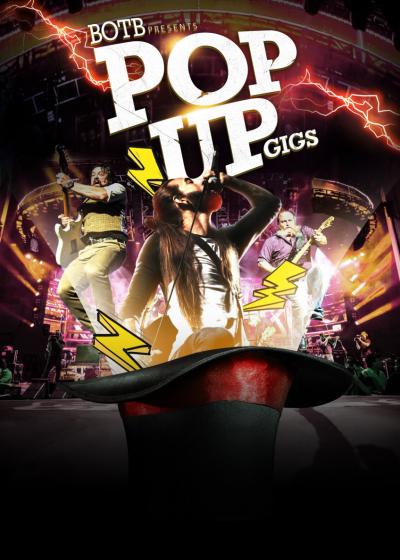 BOTB Presents Pop Up Gigs