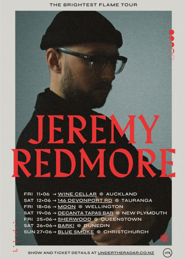 Jeremy Redmore - The Brightest Flame Tour