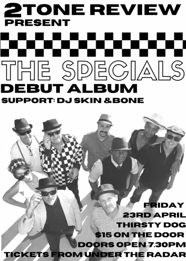 2Tone Review Presents: The Specials