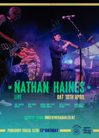 Nathan Haines Live With Full Band