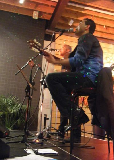 Acoustic Lounge Presents: Madera Fina Cuban Duo Relaunch