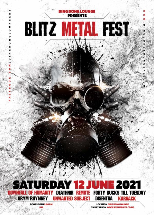 Blitz Metal Fest