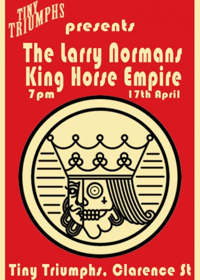 The Larry Normans And King Horse Empire