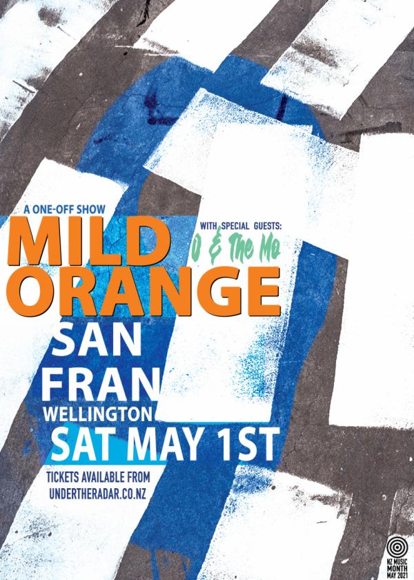 Mild Orange Wellington: A One Off Show