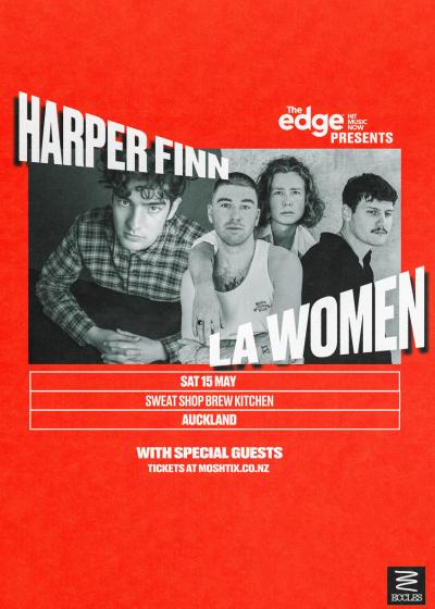 Harper Finn + LA Women