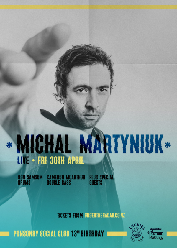 Michal Martyniuk Live