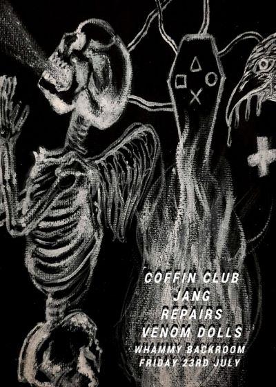 Coffin Club, Jang, Repairs & Venom Dolls