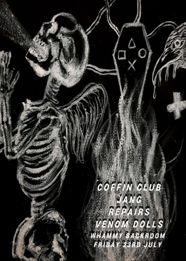 Coffin Club, Jang, Repairs & Venom Dolls