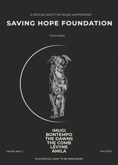 Saving Hope: A charity show for the pups!