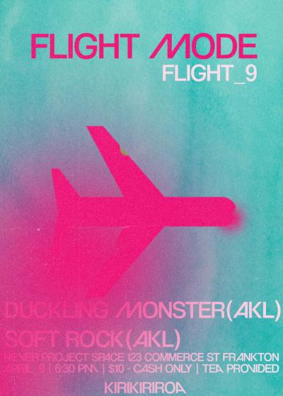 Flight Mode 9: Duckling Monster, Soft Rock