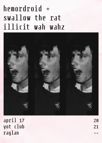 Hemordroid, Swallow The Rat, Illicit Wah Wahz