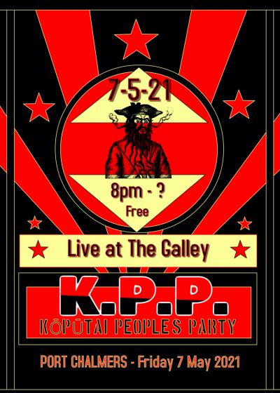 Kōpūtai People's Party