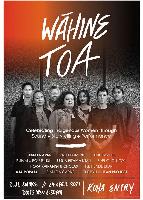 Wahine Toa