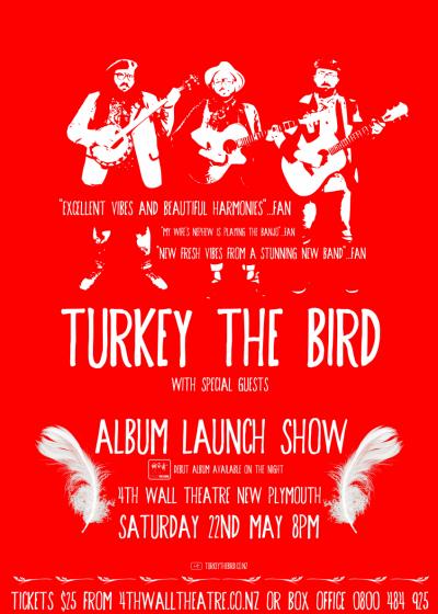 Turkey The Bird Album Release Show