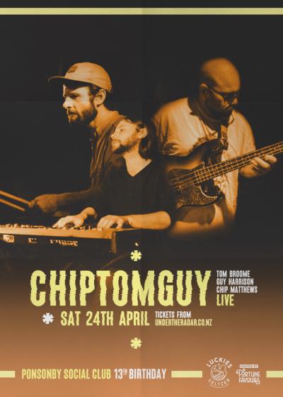 ChipTomGuy Live