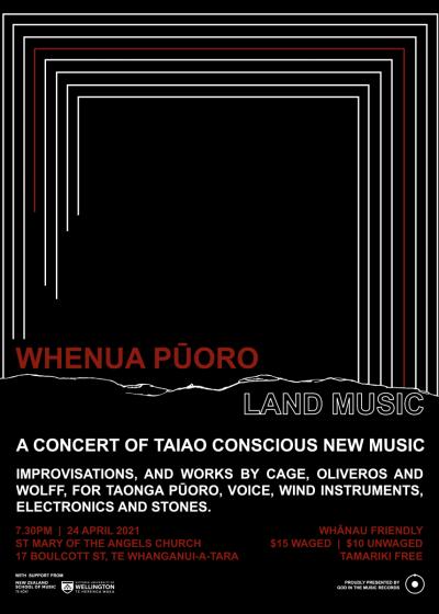 Whenua Puoro | Land Music