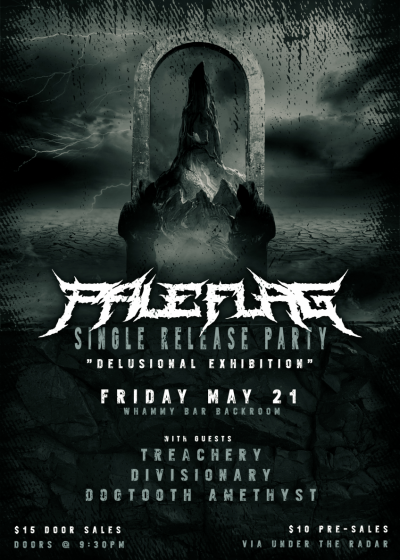 Pale Flag Delusional Exhibition Single Release Party