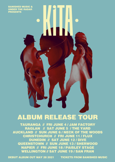 Kita Album Release Tour With Special Guest Zuke