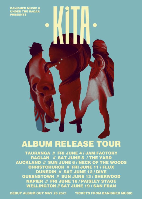 Kita Album Release Tour