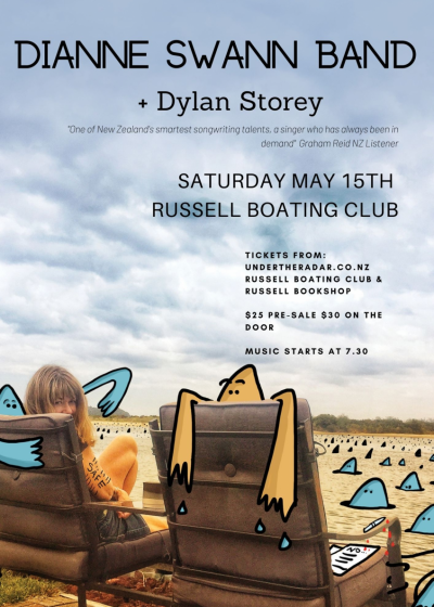 Dianne Swann Band + Dylan Storey