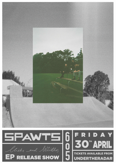 Spawts 'Clicks And Whistles' EP Release