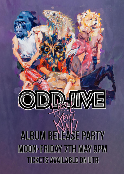 Oddjive's 'Hell Yeah Nah' Album Release
