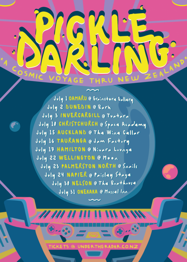 Pickle Darling - Cosmonaut Tour