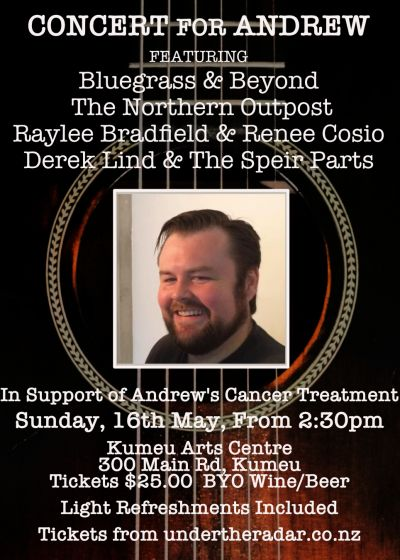 Concert For Andrew Speir