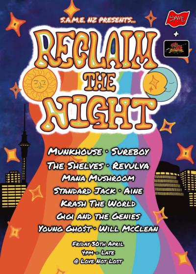 Reclaim The Night