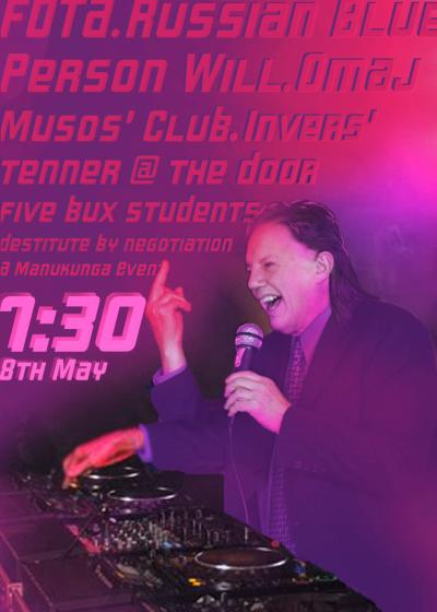 FOTA + M8s Jam The Musos Club