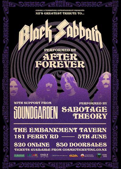 After Forever (Black Sabbath Tribute)