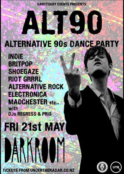ALT90 - Alternative 90s Dance Party