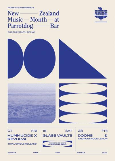 Parrotdog Presents: Glass Vaults