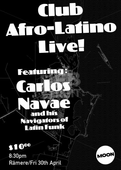 Club Afro-Latino Live!