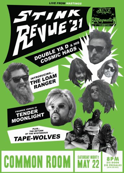 Stink Revue 21