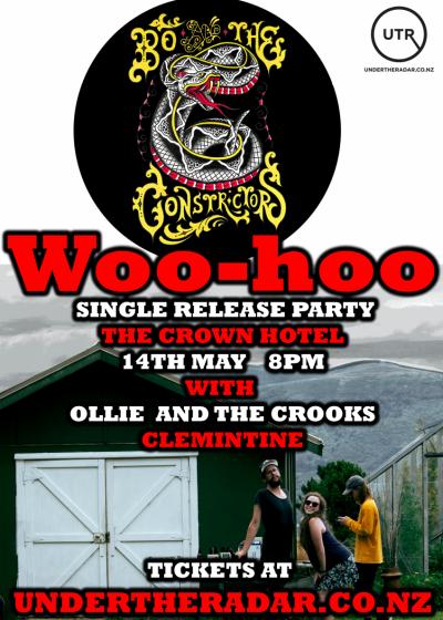 Woo-hoo Single Release Party