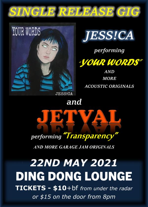 Jess!ca, Jetval