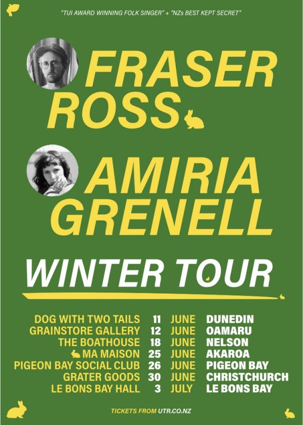 Fraser Ross And Amiria Grenell - Winter Tour
