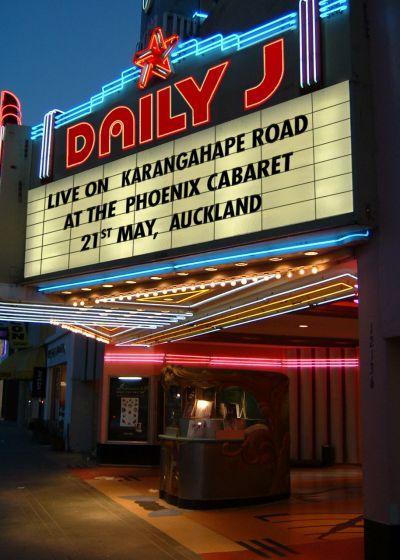 Daily J Live On Karangahape Road