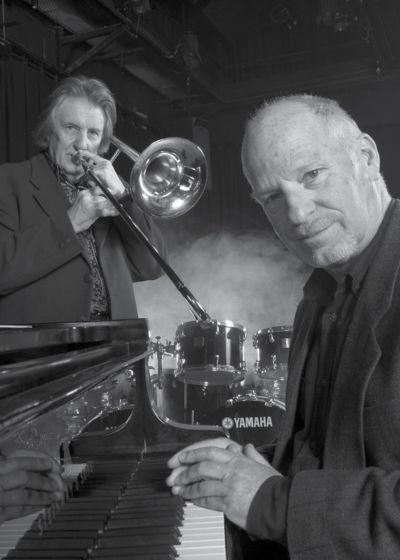 Michael Houstoun And The Rodger Fox Big Band