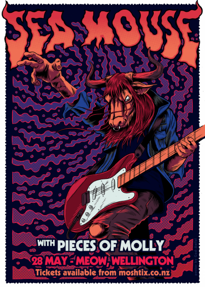 When Tours Collide! Sea Mouse and Pieces of Molly