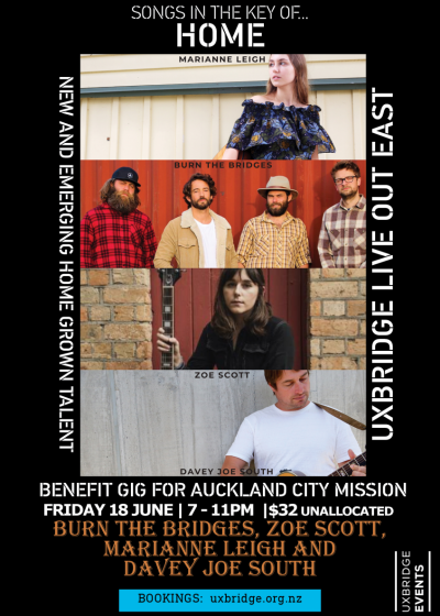 Home - Live Out East In Aid Of Auckland City Mission.