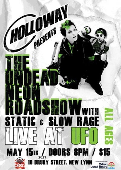 The Undead Neon Roadshow
